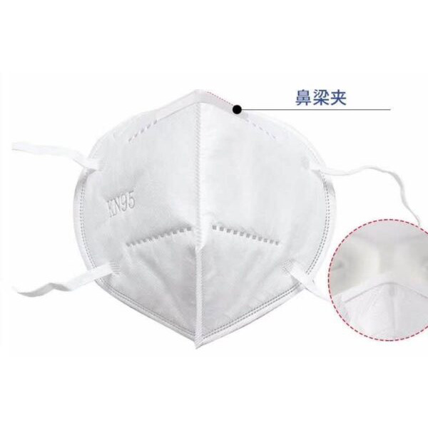 KN95 Protective Face Mask-FDA Approved-Pack of 10